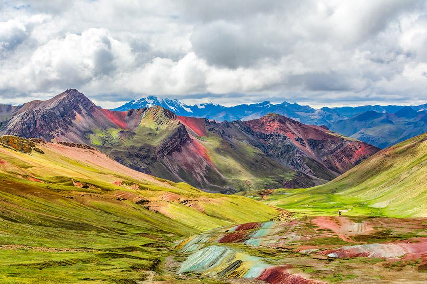 Perú, uno de los destinos donde viajar solo en agosto