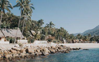 5 playas tranquilas en Puerto Vallarta para descansar