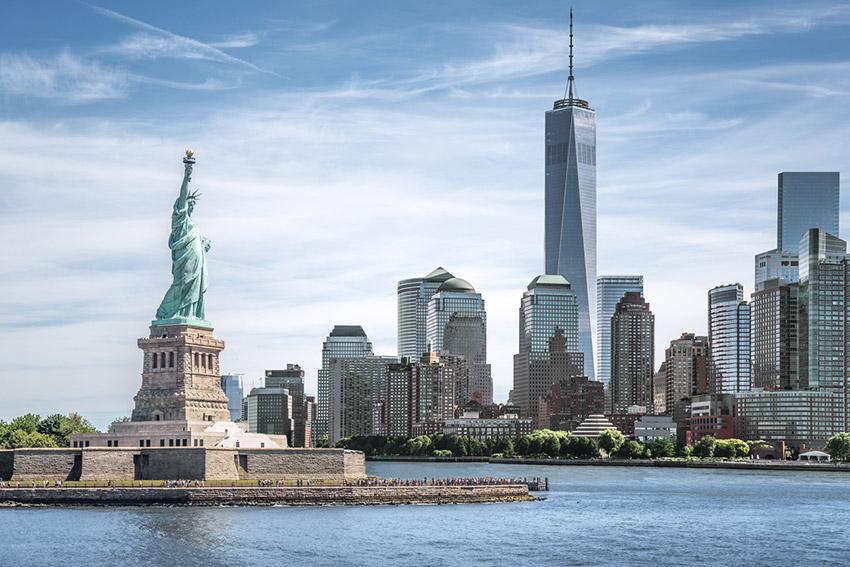 Nueva York, uno de los destinos donde viajar en octubre en América