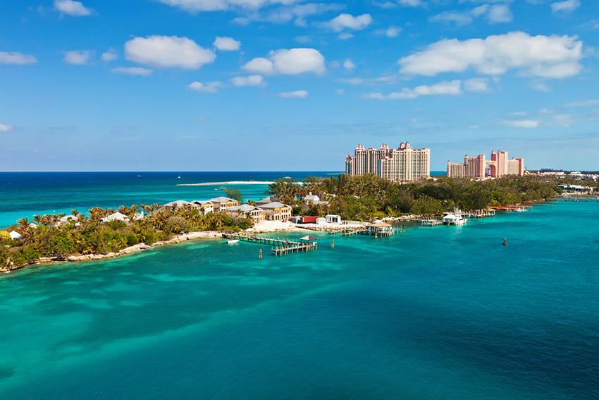 Bahamas, uno de los destinos donde viajar en octubre en América
