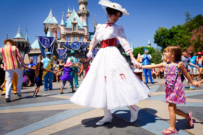 Walt Disney, una de las ideas para regalar un viaje