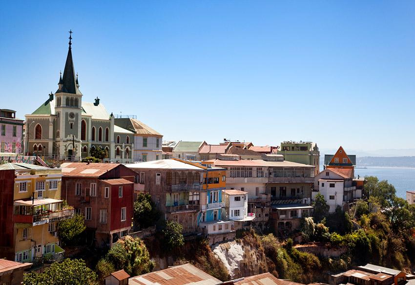 Valparaíso, una de las ideas para regalar un viaje