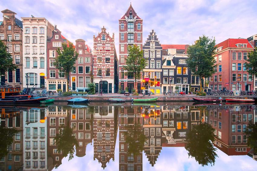 Ámsterdam, una de las ideas para regalar un viaje