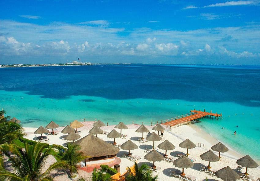 Cancún, una de las ideas para regalar un viaje