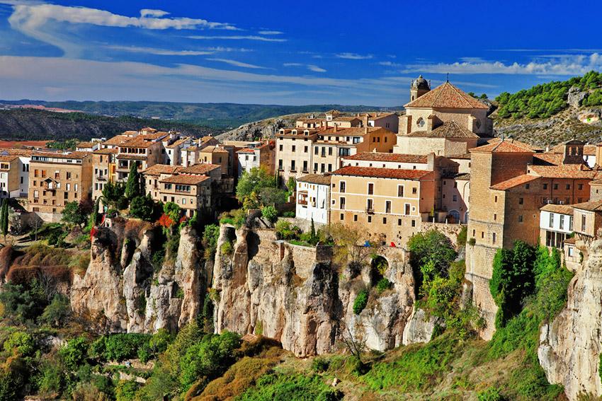 Cuenca, una de las ideas para regalar un viaje