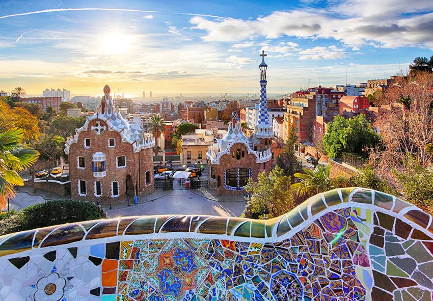 Barcelona, una de las ideas para regalar un viaje