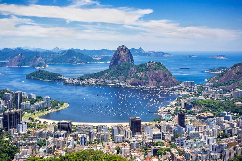 Río de Janeiro, uno de los destinos para conocer con tu mejor amiga