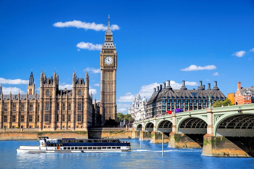 Londres, uno de los destinos para conocer con tu mejor amiga