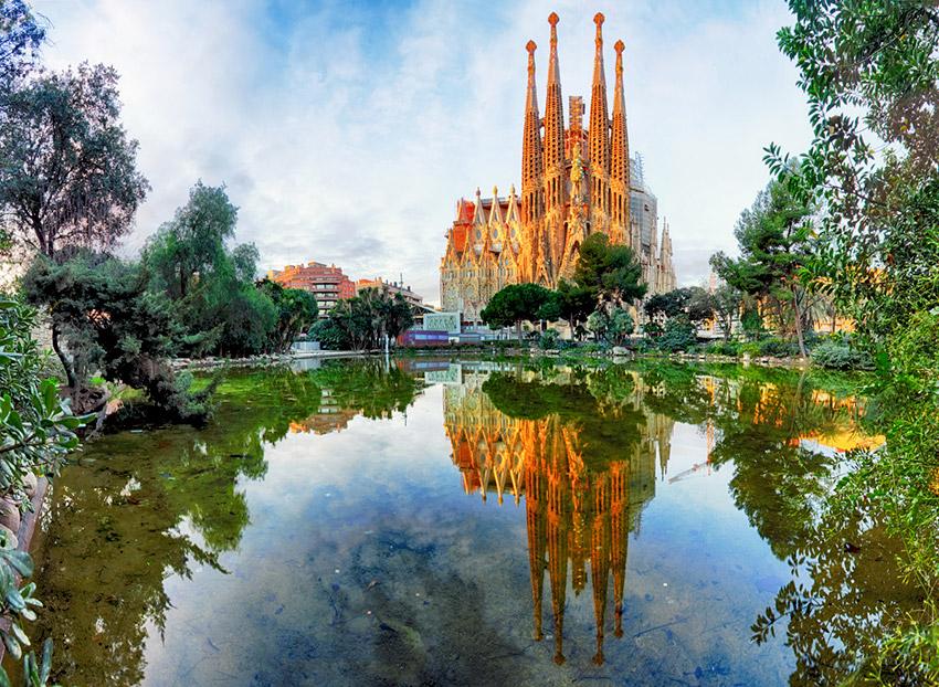 Barcelona, uno de los destinos para conocer con tu mejor amiga