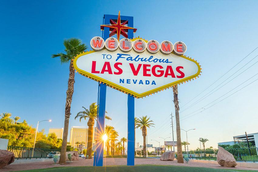 Las Vegas, uno de los destinos para conocer con tu mejor amiga