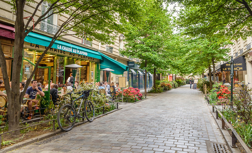 Les Marais, uno de los barrios gay friendly en el mundo