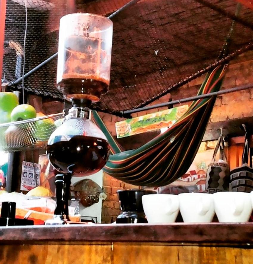 Café Chan Chan, uno de los cafés de moda en Bogotá