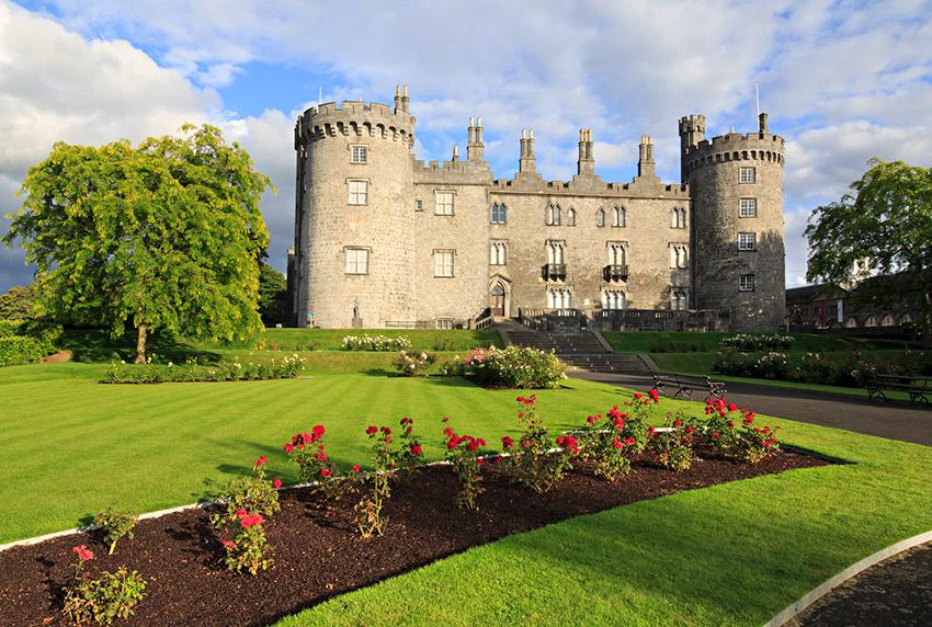 Castillo de Kilkenny, uno de los castillos de cuento