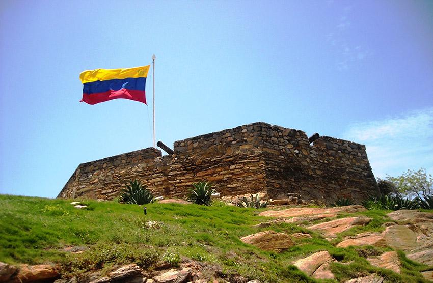 Fortín de la Galera, uno de los castillos de cuento en Venezuela