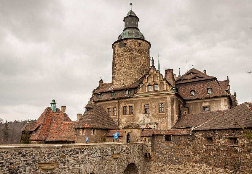 Castillo Czocha, uno de los castillos de cuento imprescindibles en Polonia