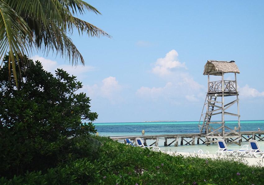 Cayo Paraíso, uno de los cayos de Cuba