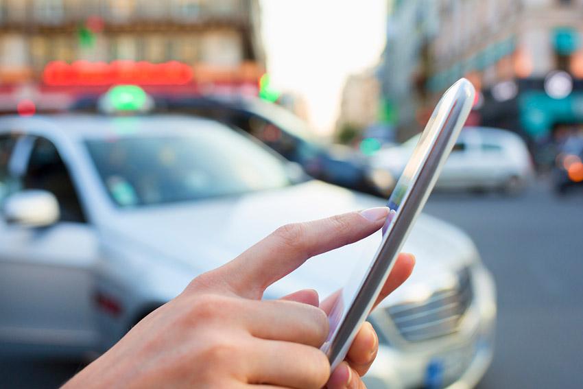 El nuevo servicio de taxis con Google Maps