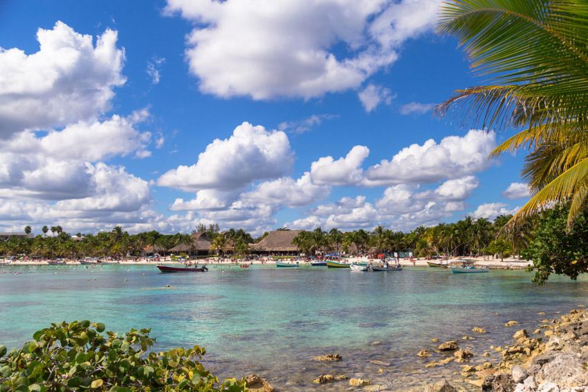 Akumal, una de las mejores playas para niños en México