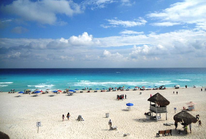 Playa de las Perlas, una de las mejores playas para niños en México