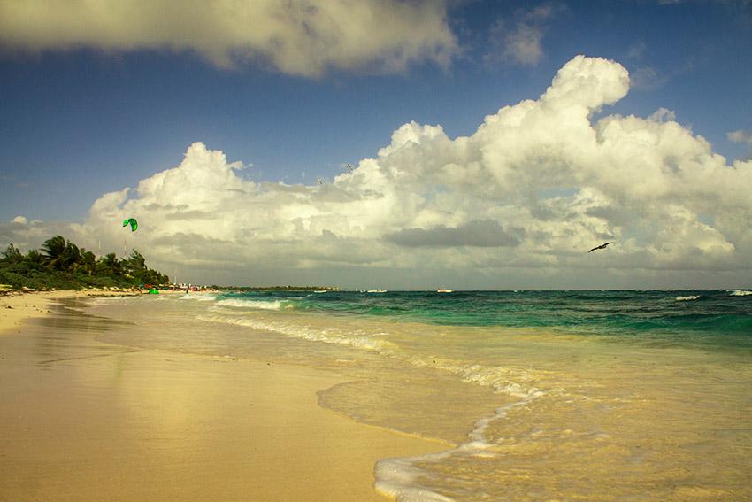 Xpu - Ha, una de las mejores playas para niños en México