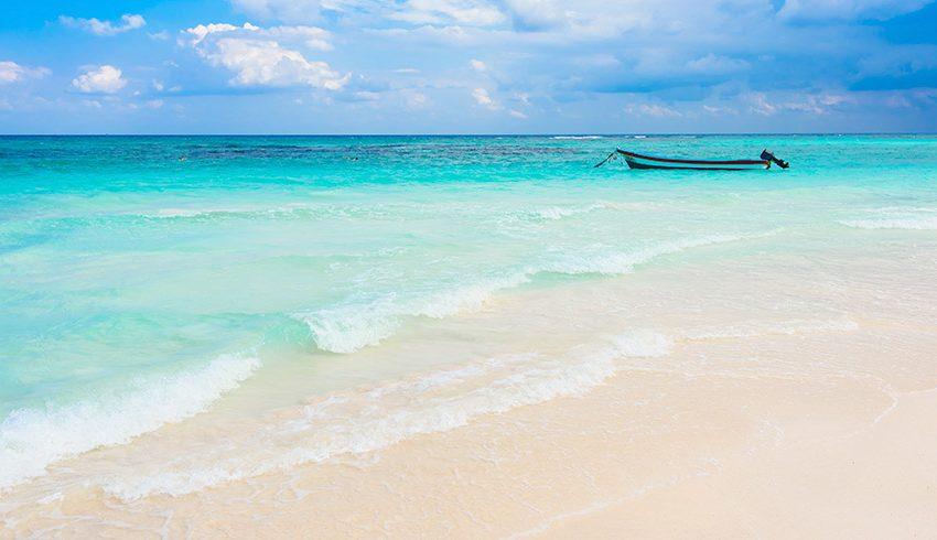 Las mejores playas para niños en México