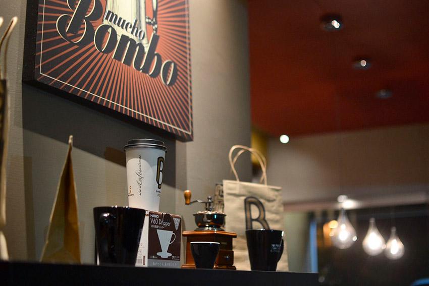Bombo Spresso, uno de los cafés de moda de Guadalajara