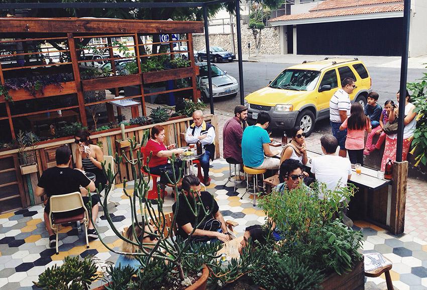 Palreal, uno de los cafés de moda de Guadalajara