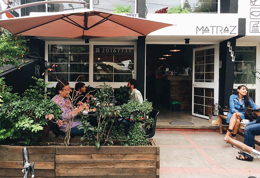 Café 5 pm, uno de los cafés de moda de Guadalajara