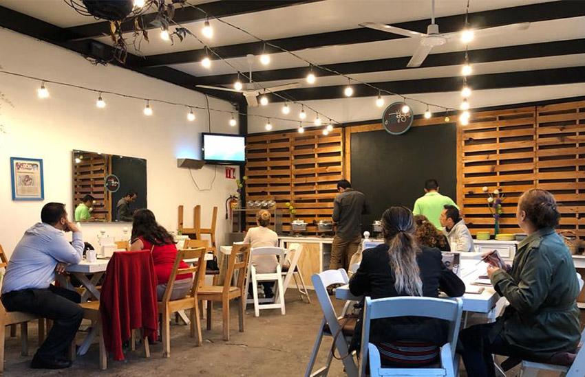 Los Reyes del Café, uno de los cafés de moda de Guadalajara