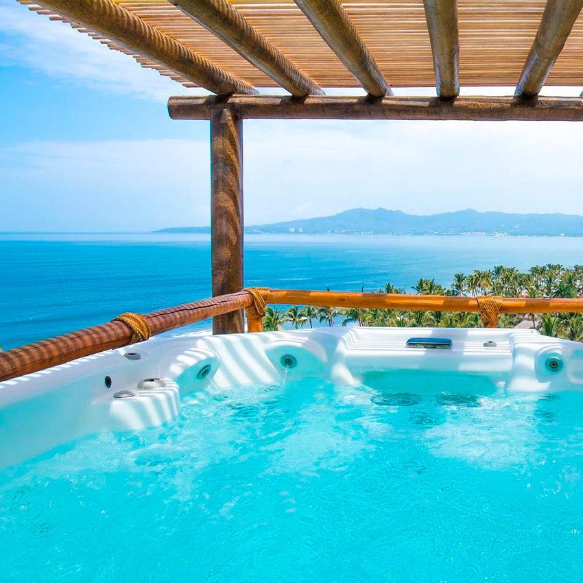 Grand Velas Resort, uno de los hoteles 5 estrellas en Sayulita Nayarit