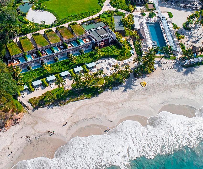W Punta de Mita, uno de los hoteles 5 estrellas en Sayulita Nayarit