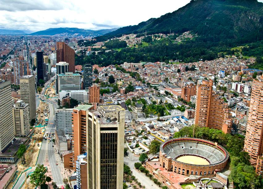 Bogotá, uno de los países sudamericanos más baratos
