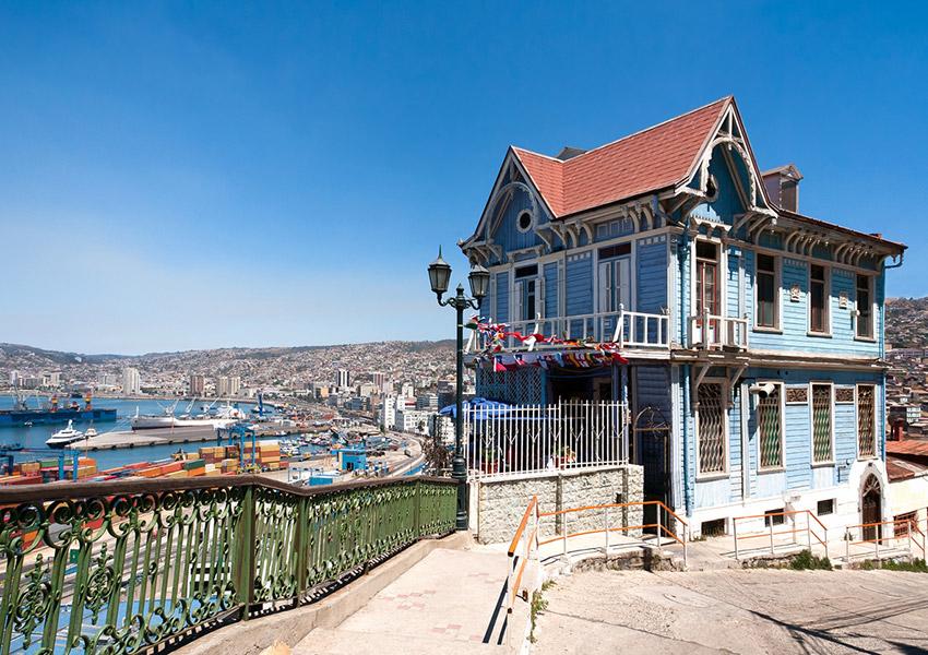 Valparaíso, uno de los países sudamericanos más baratos