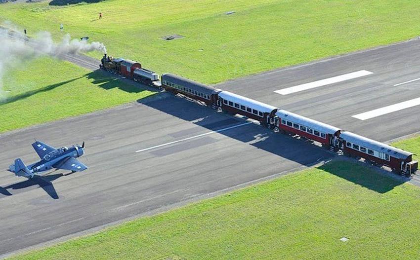 Ferrocarril Napier - Gisborne, uno de los trenes más peligrosos del mundo