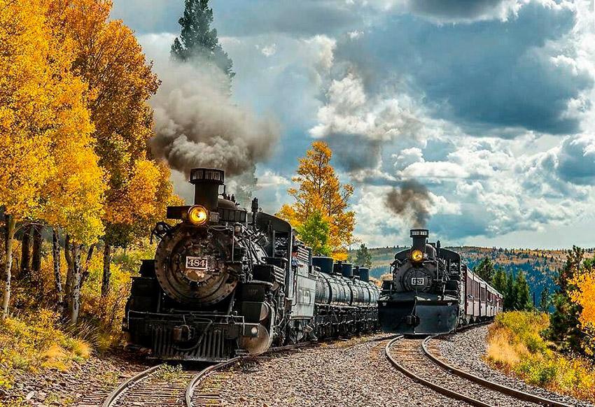 Ferrocarril Cumbres y Tolteca, uno de los trenes más peligrosos del mundo