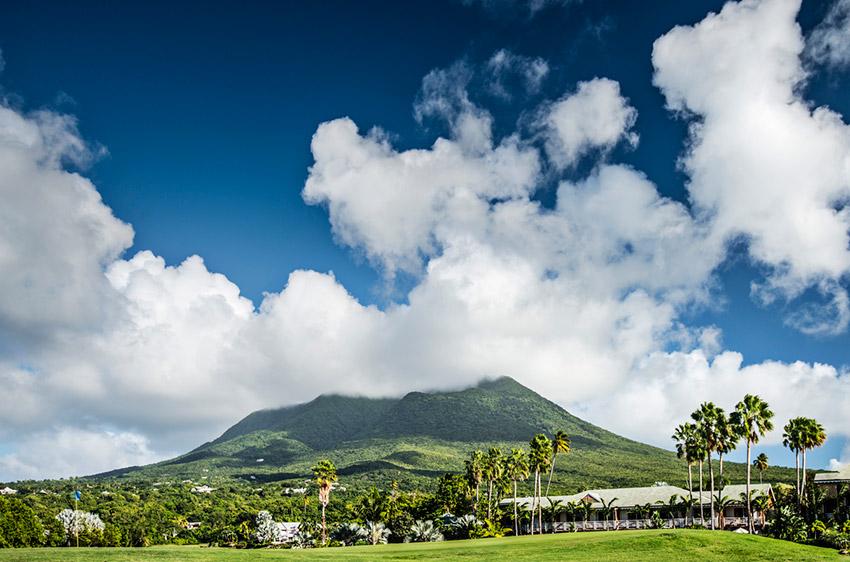 Playas paradisíacas: San Cristóbal y Nieves