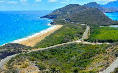 Playas paradisíacas: San Cristóbal y Nieves, dos islas únicas