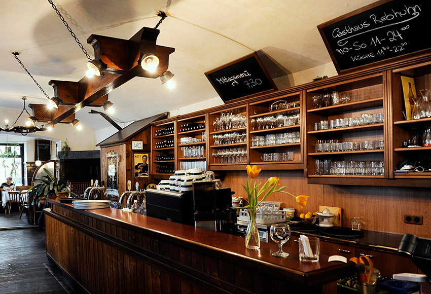 Gasthaus Rebhunn, una de las cosas qué ver en Viena