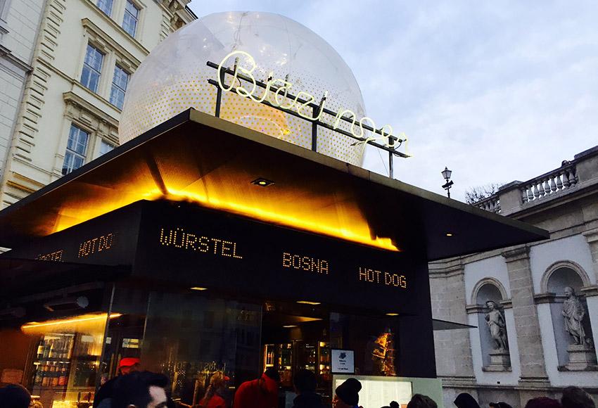 Bitzingers, una de las cosas qué ver en Viena
