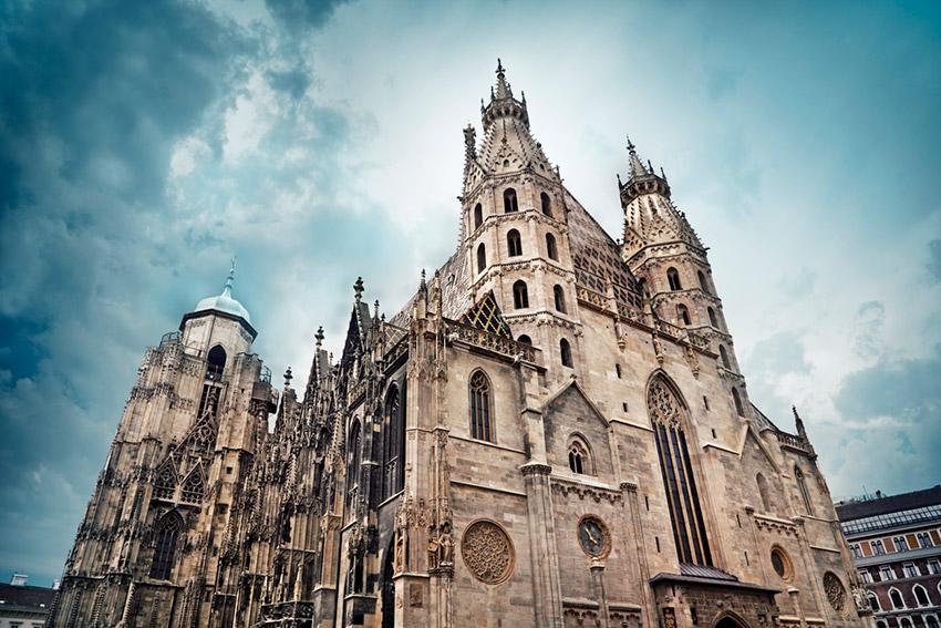 Catedral San Esteban, una de las cosas qué ver en Viena