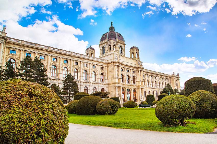 Museo Historia Natural, una de las cosas qué ver en Viena