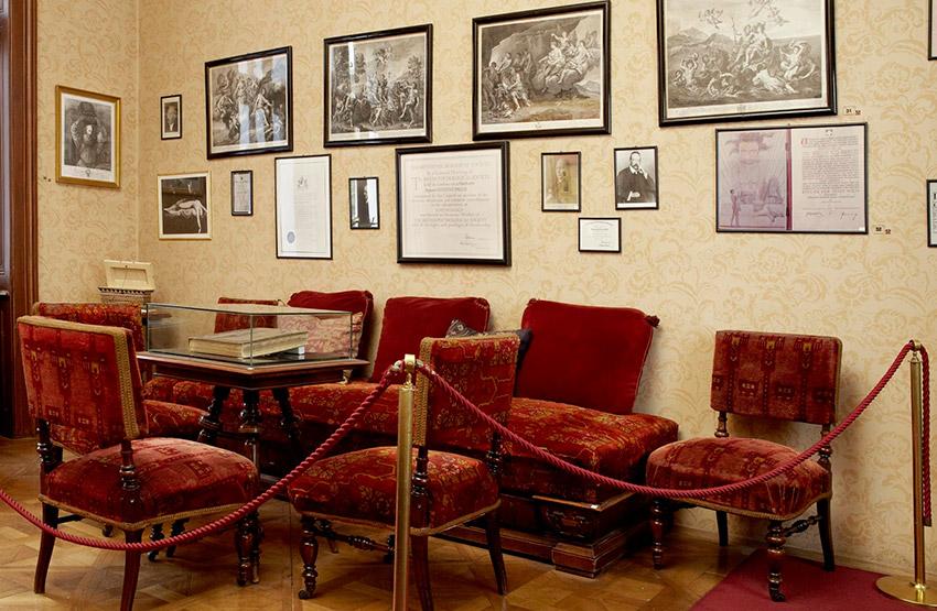 Museo Sigmund Freud, una de las cosas qué ver en Viena