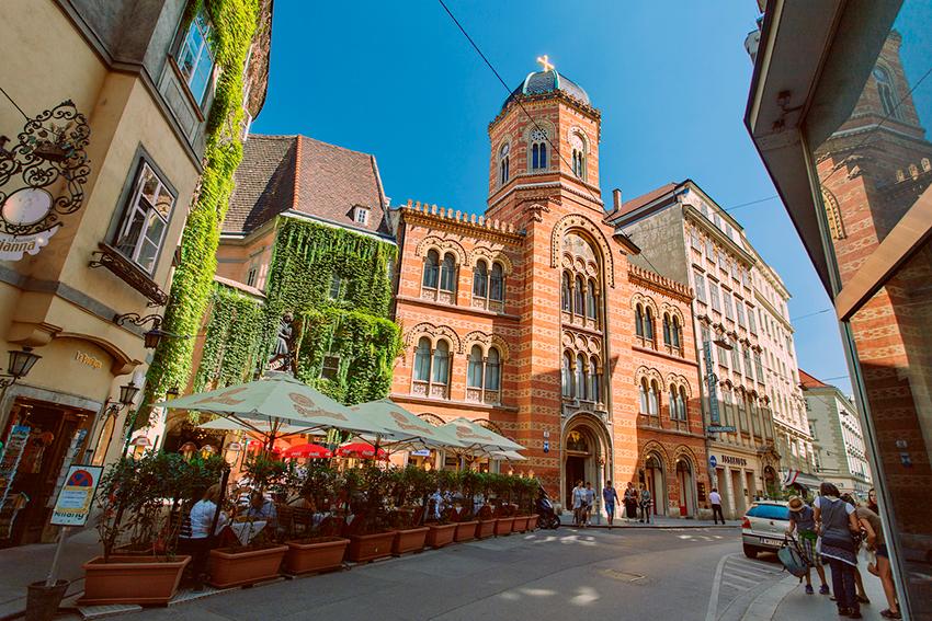 Casco antiguo, una de las cosas qué ver en Viena
