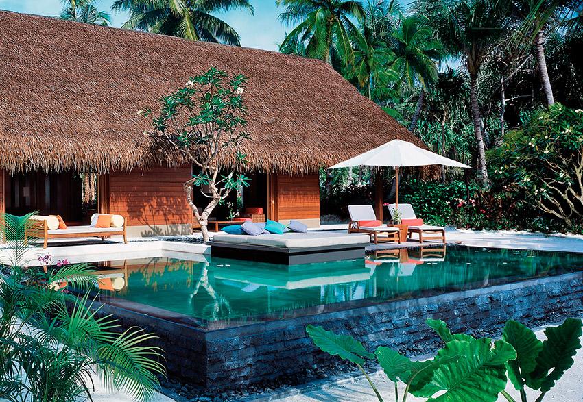 Reethi Rah, uno de los resorts de ensueño en las Islas Maldivas