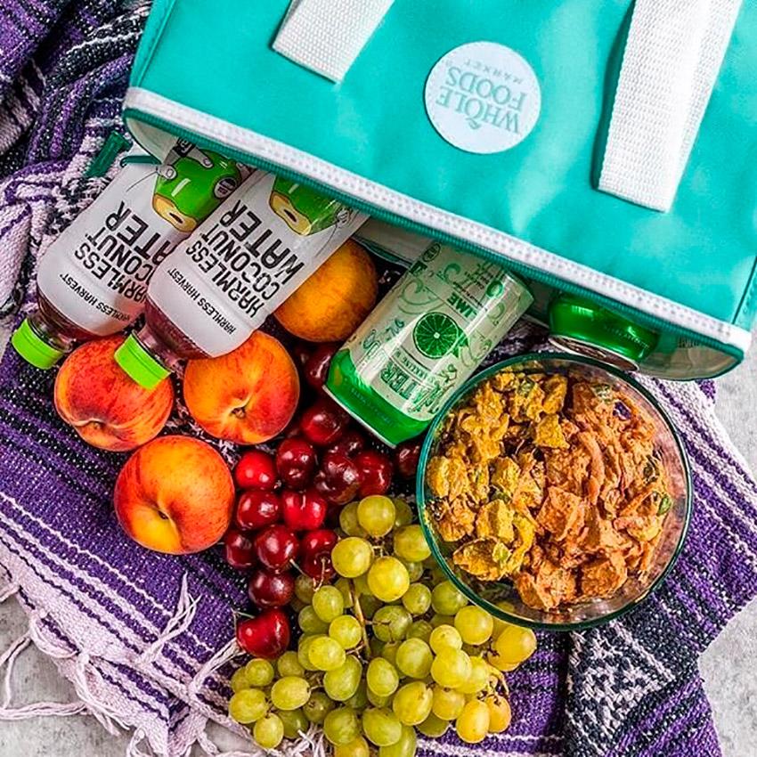 Whole Foods Market, uno de los restaurantes de la ruta vegana en Los Ángeles