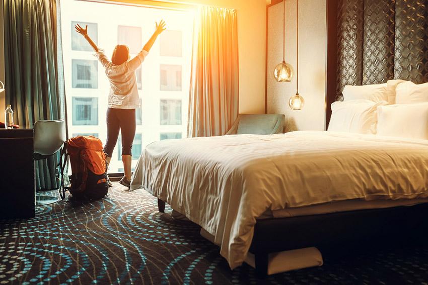Alojamiento, uno de los tips para viajar a Europa en tour