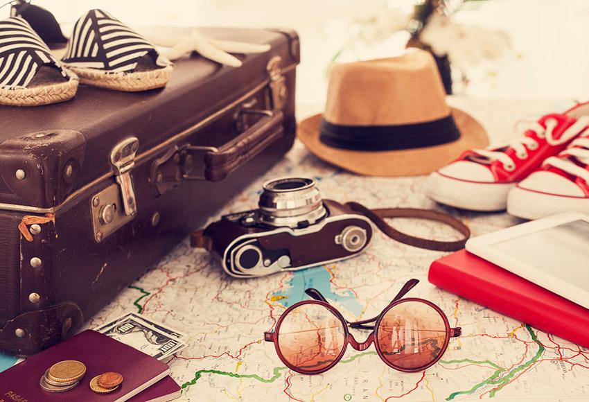 Equipaje, uno de los tips para viajar a Europa en tour