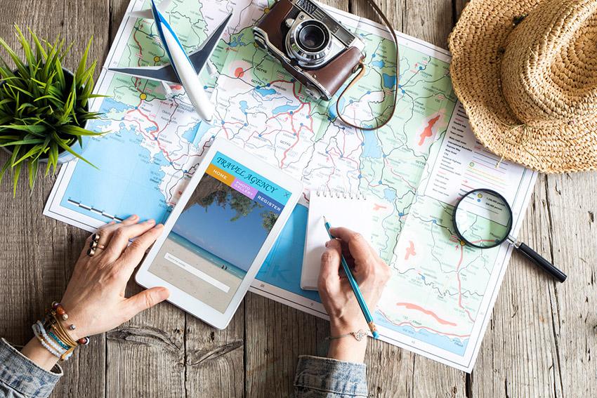 Ruta, uno de los tips para viajar a Europa en tour