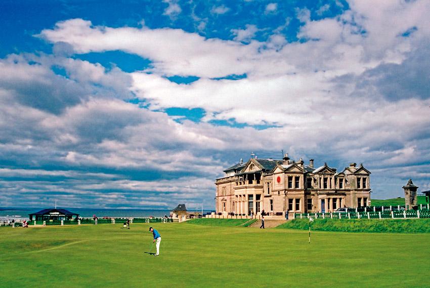 Escocia, uno de los destinos para practicar deporte