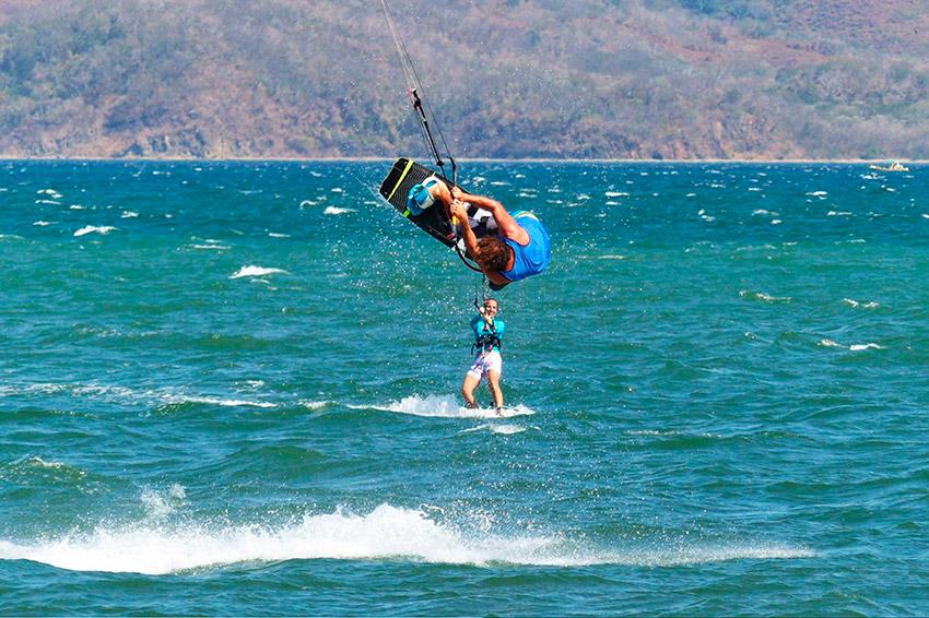 Costa Rica, uno de los destinos para practicar deporte